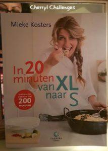 mieke kosters in 20 minuten van xl naar s cherryl challenges