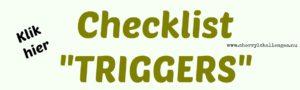 Checklist triggers alarmbellen