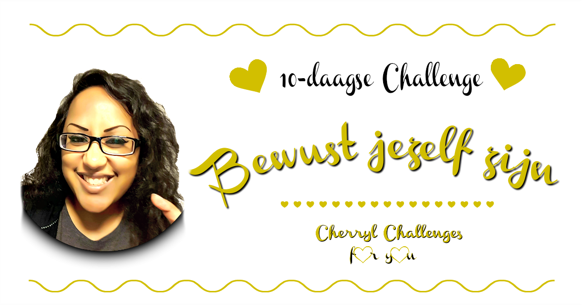 Cherryl Challenges gratis training bewustwording