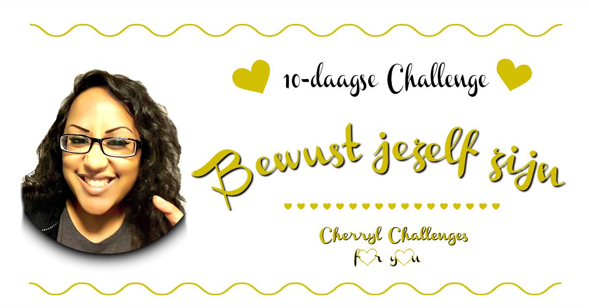 Cherryl Challenges gratis training bewustwording