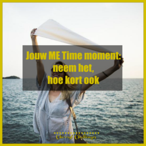 ME Time moment Cherryl Challenges