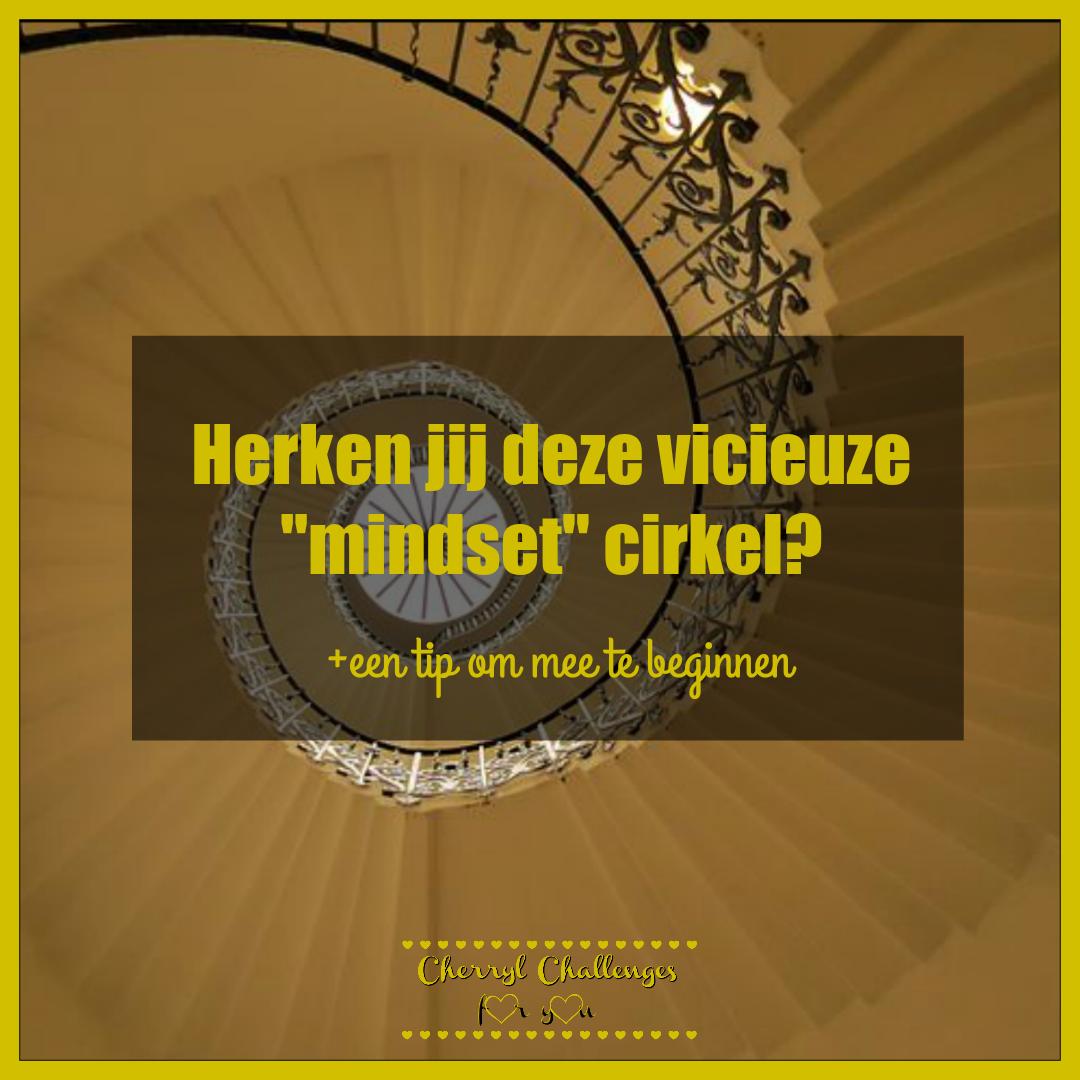 een vicieuze cirkel Cherryl Challenges