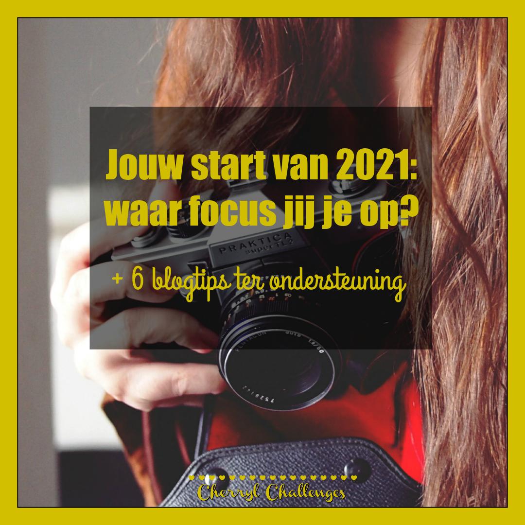jouw start van 2021